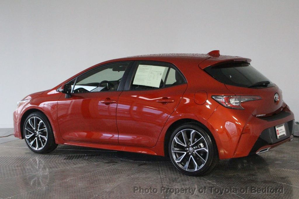 2019 Used Toyota Corolla Hatchback XSE CVT at Penske Cleveland Serving all  of Northeast, OH, IID 18806985