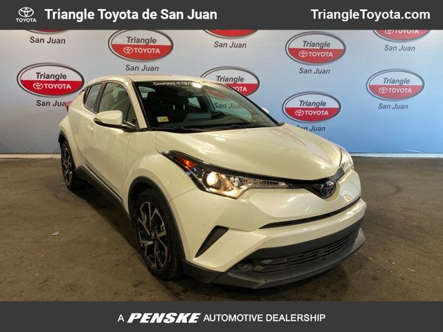 2019 Used Toyota C Hr Xle Fwd Suv For Sale In San Juan Pr