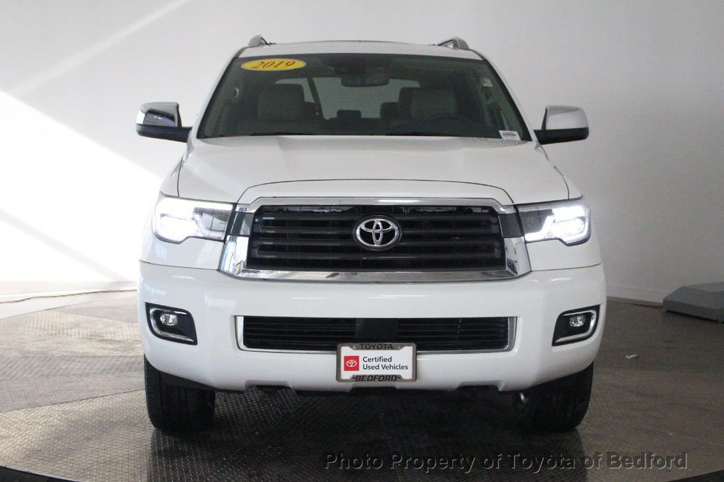 2019 Toyota Sequoia Limited 4WD - 18289745 - 21