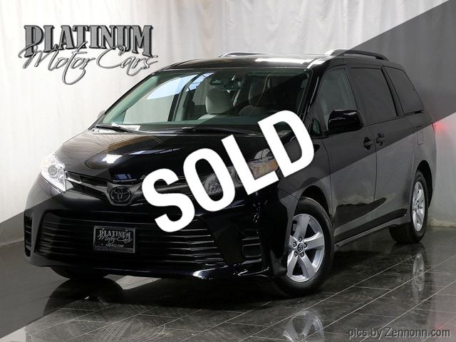 2019 Toyota Sienna LE Automatic Access Seat FWD 7-Passenger
