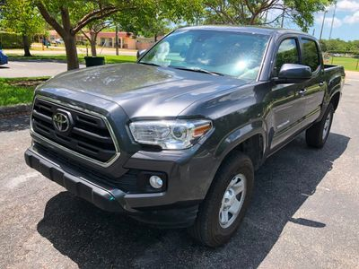 2019 Toyota Tacoma 2WD SR5 Double Cab 5' Bed I4 AT Truck