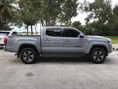 2019 Toyota Tacoma 2WD TRD Sport Double Cab 5' Bed V6 AT - Click to see full-size photo viewer