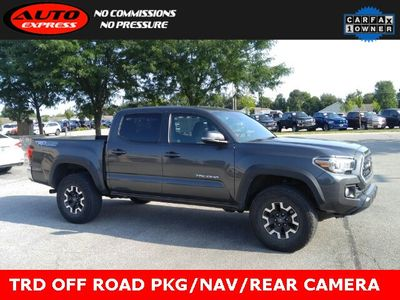 Used Toyota Tacoma at Auto Express Lafayette, IN