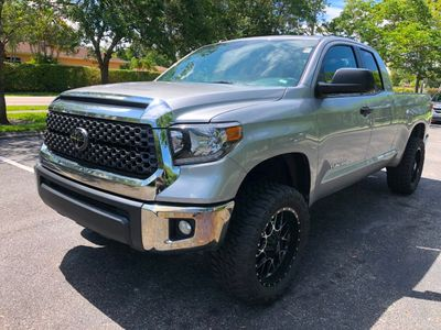 2019 Toyota Tundra 2WD SR Double Cab 6.5' Bed 4.6L Truck