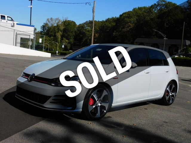 Used Volkswagen Golf >> 2019 Used Volkswagen Golf Gti At Saw Mill Auto Serving Yonkers Bronx New Rochelle Ny Iid 19433740