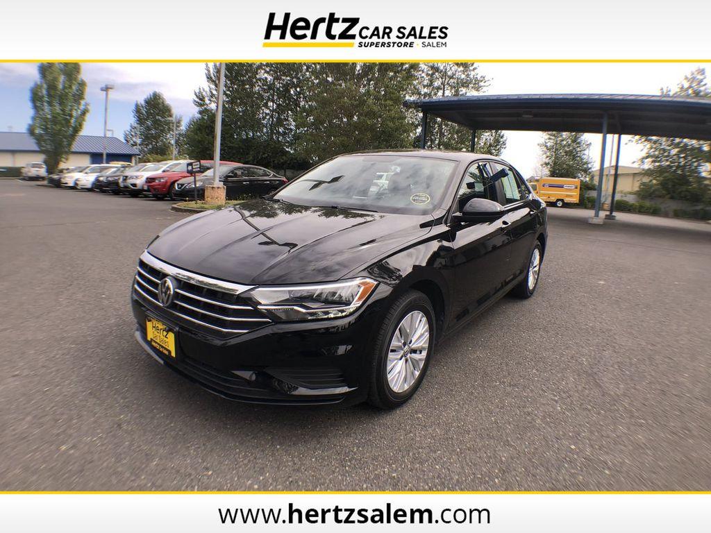 2019 used volkswagen jetta s auto w sulev at hertz car sales of salem or iid 20186490 hertz car sales of salem