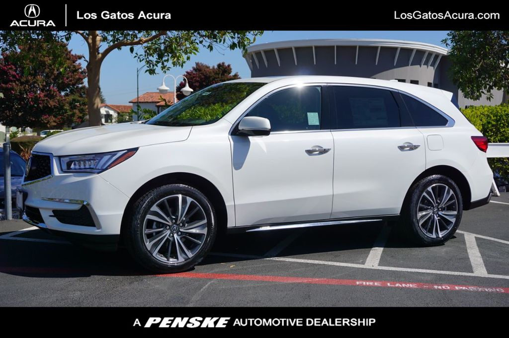 2020 Used Acura Mdx Sh Awd 7 Passenger W Technology Pkg At Mini Of Marin Serving Corte Madera Bay Area Ca Iid 19905144