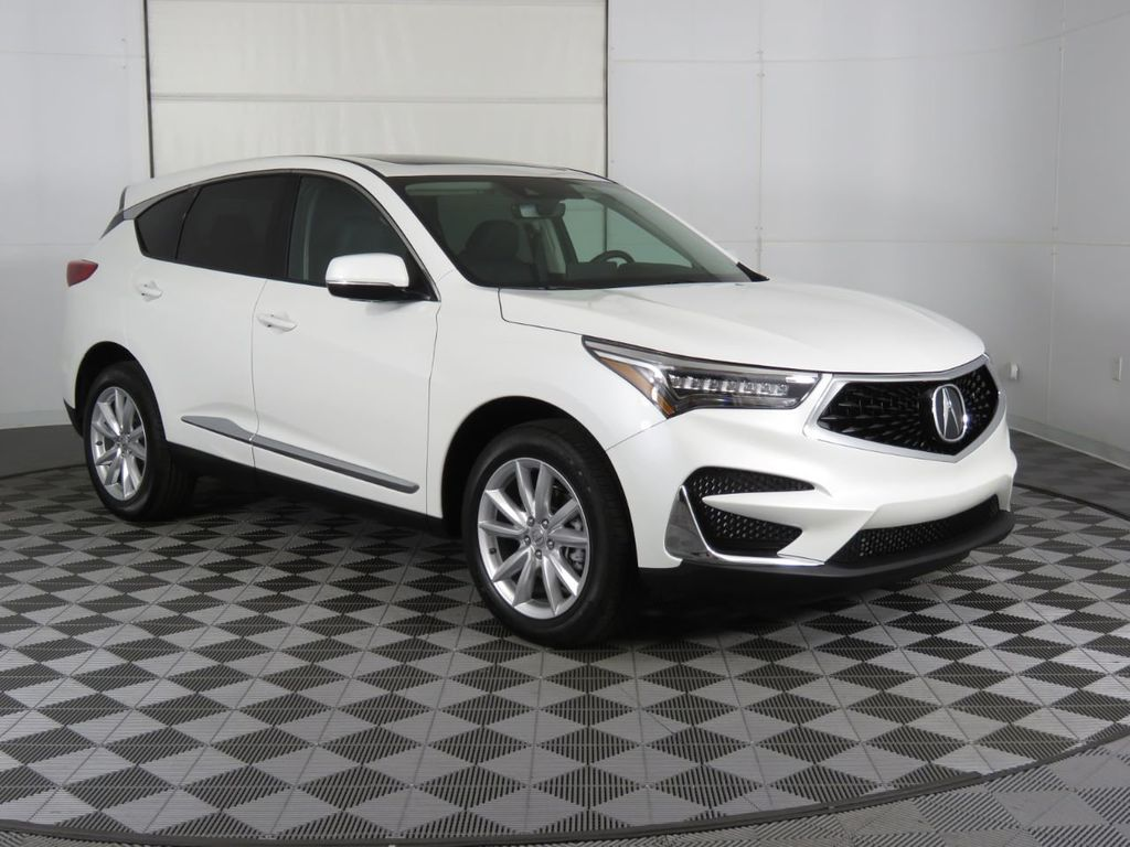 2020 Acura RDX COURTESY VEHICLE  - 19004853 - 2