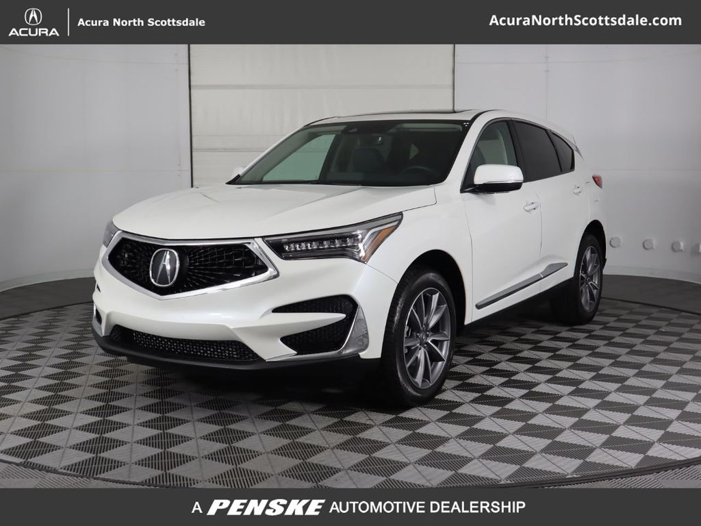 2020 Used Acura RDX COURTESY VEHICLE SUV for Sale in