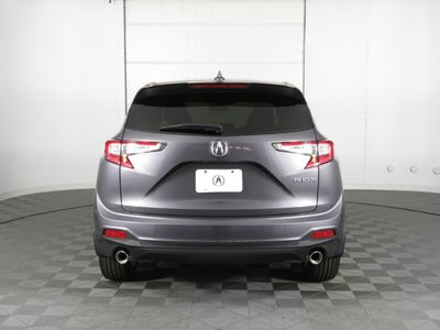 2020 Acura RDX COURTESY VEHICLE SUV - Click to see full-size photo viewer