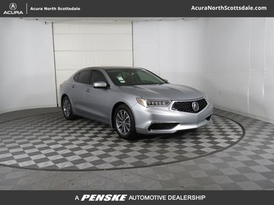 2020 Acura TLX 2.4L FWD w/Technology Pkg Sedan