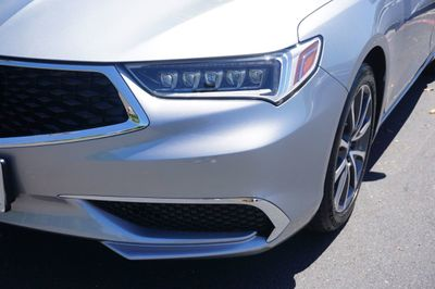 2020 Acura TLX 3.5L FWD Sedan - Click to see full-size photo viewer