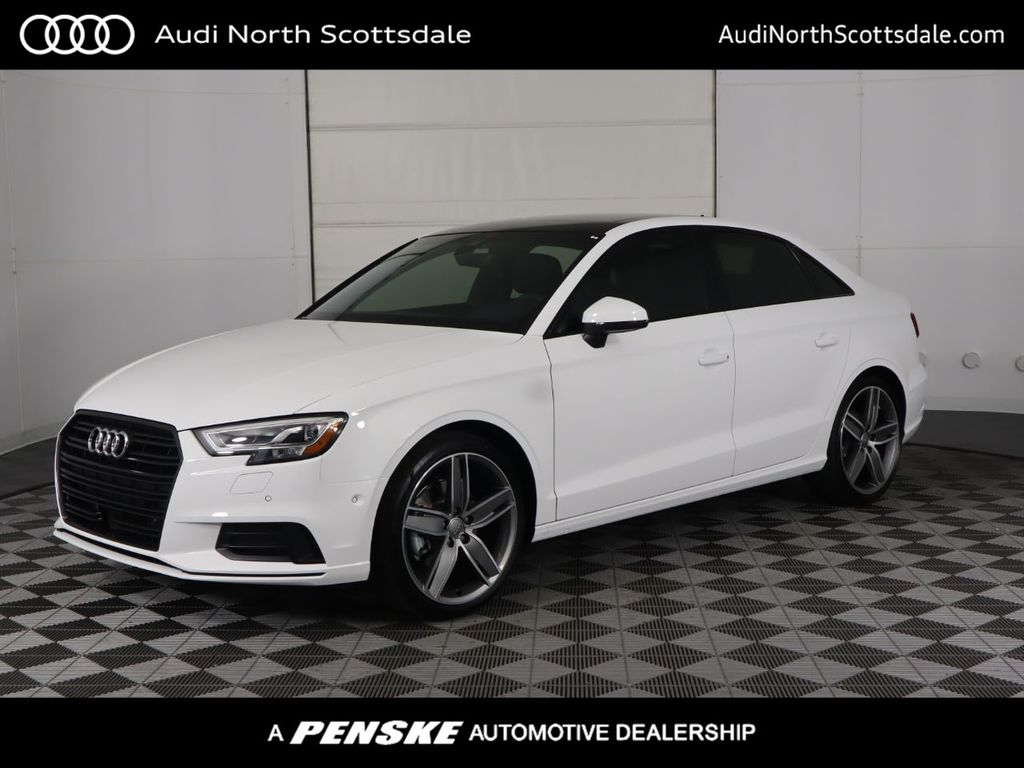 2020 Used Audi A3 Sedan Premium Plus 40 Tfsi At Scottsdale Ferrari Serving Phoenix Az Iid 20107712
