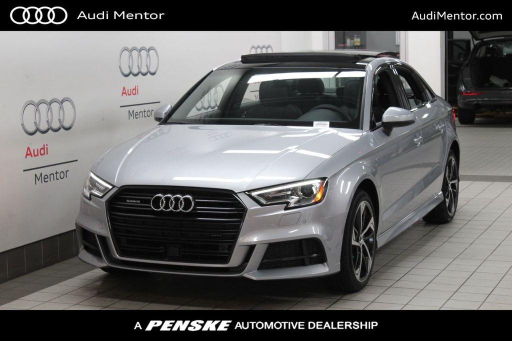 Used 2020 Audi A3 Sedan S Line Premium 45 Tfsi Quattro For Sale In Mentor Ohio Wsl2490 Penskecars Com
