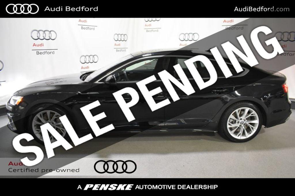 Certified Pre Owned 2020 Audi A5 Sportback Premium Plus 2 0 Tfsi Quattro For Sale In Bedford Ohio Asl4236 Penskecars Com