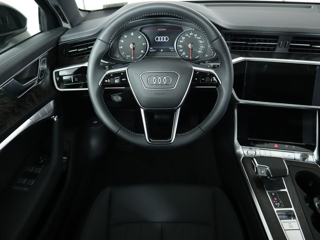 2020 Used Audi A6 Courtesy Vehicle At Scottsdale Ferrari Serving Phoenix Az Iid 20330330