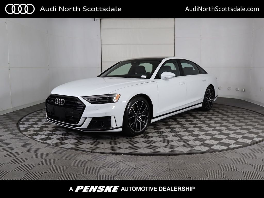 2020 Used Audi A8 L 60 Tfsi Quattro At Scottsdale Ferrari Serving Phoenix Az Iid 20534222