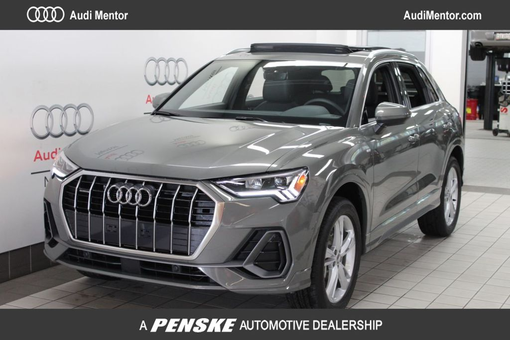 Used Audi Q3 For Sale Cleveland Oh Motorcar Com