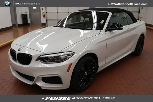 2020 Bmw 2 Series M240i Convertible For