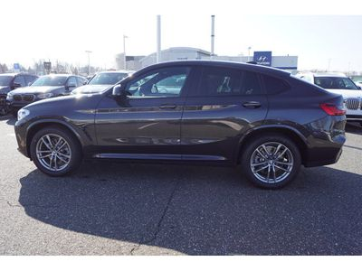2020 BMW X4 xDrive30i Sports Activity SUV - Click to see full-size photo viewer