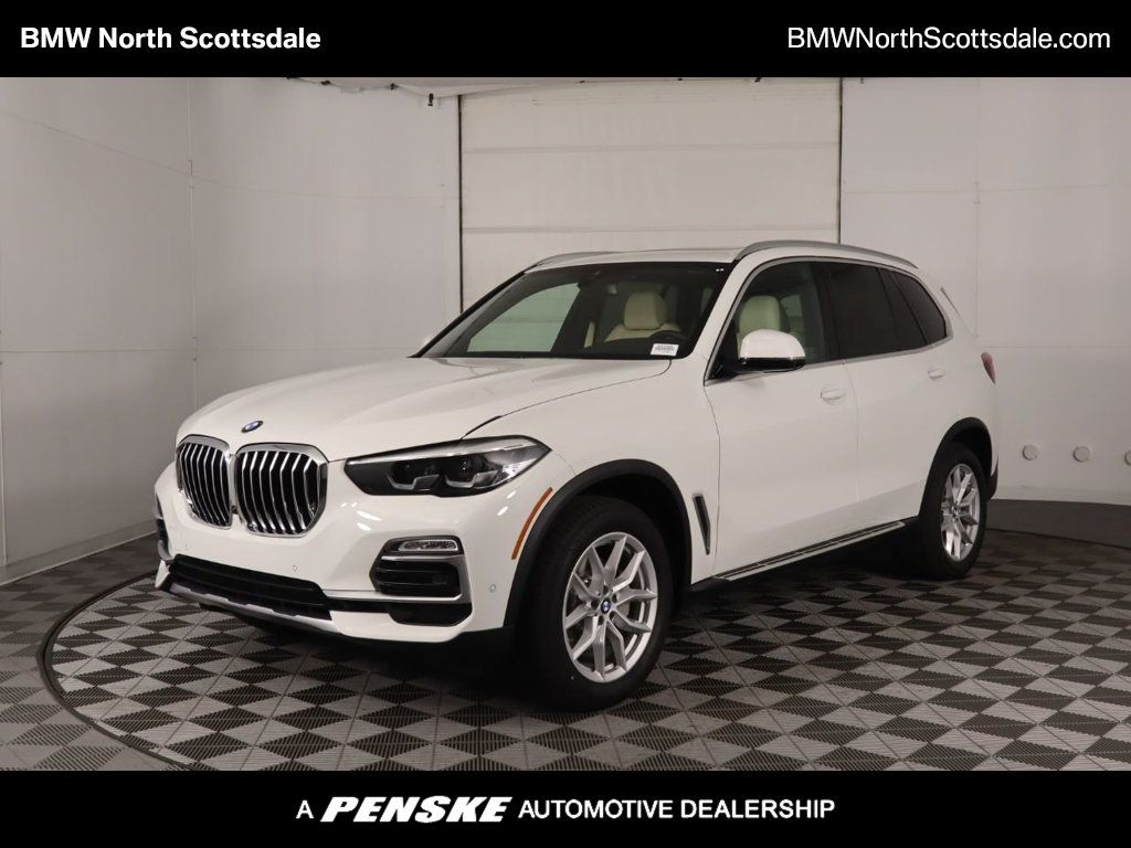 2020 Used Bmw X5 Courtesy Vehicle At Scottsdale Ferrari Serving Phoenix Az Iid 20282281