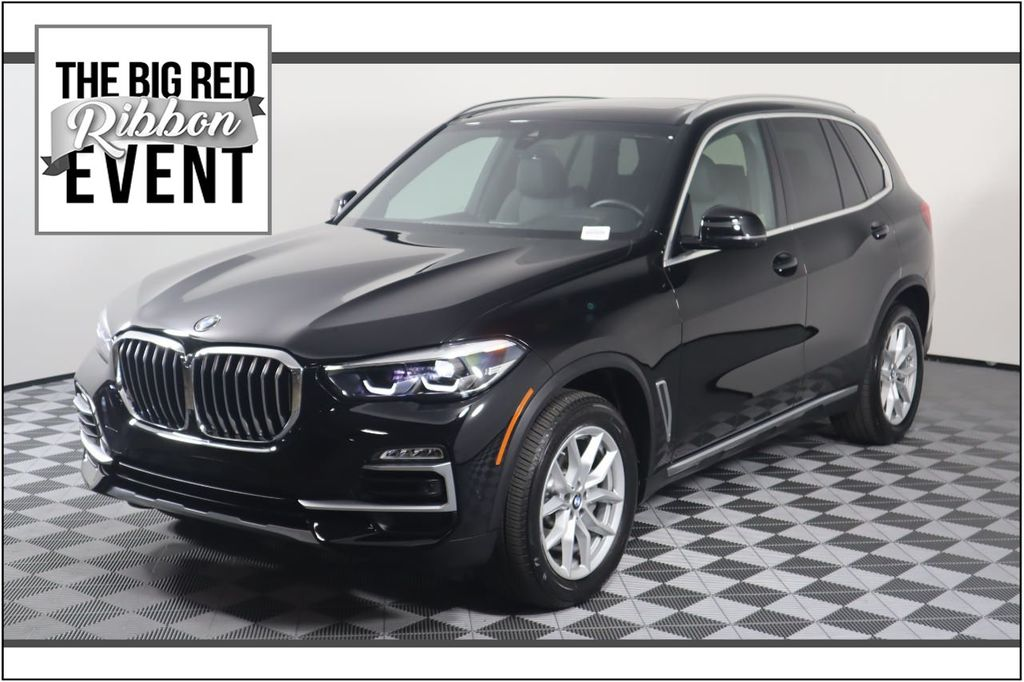 Used 2020 Bmw X5 Xdrive40i Sports Activity Vehicle For Sale In San Diego California 73331l Penskecars Com