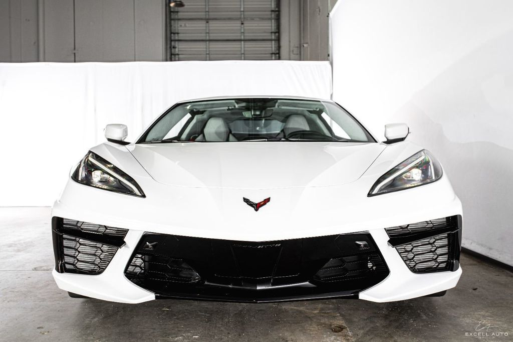 Excell Auto Group >> 2020 Used Chevrolet Corvette 2dr Stingray Coupe w/3LT at Excell Auto Group Serving Boca Raton ...