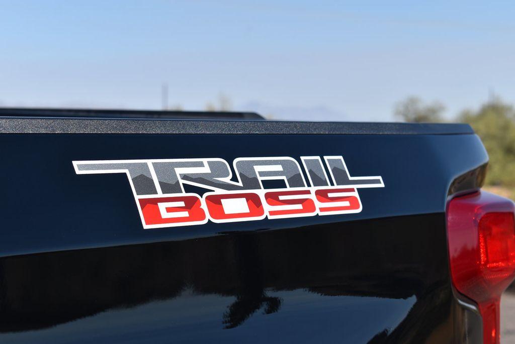 2020 Used Chevrolet Silverado 1500 6 2l Lifted 2020 Chevy Silverado Trail Boss Hard Loaded At Truckmax Serving Pheonix Az Iid 20332447