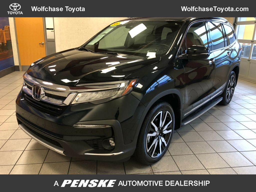 Used 2020 Honda Pilot Touring 7 Passenger Awd For Sale In Cordova Tennessee Lb014520 Penskecars Com