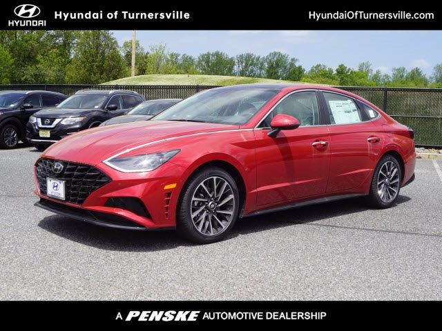 2020 Used Hyundai Sonata Limited 1 6t At Turnersville Automall Serving South Jersey Nj Iid 20441952