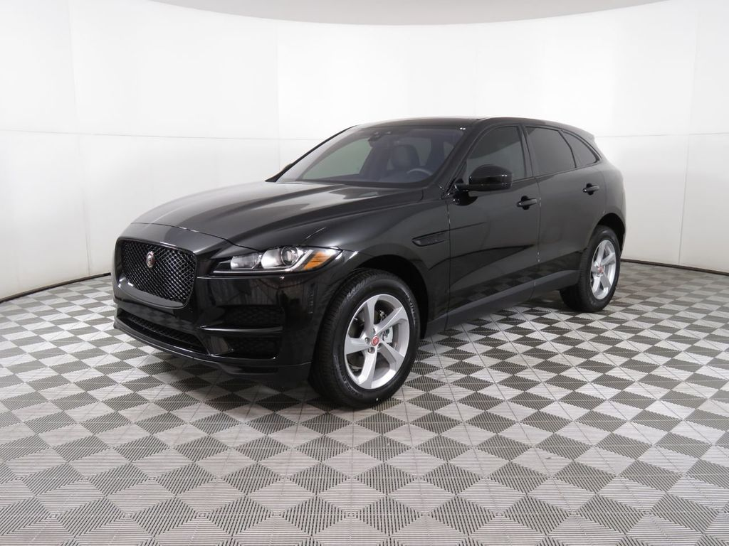 Used 2020 Jaguar F Pace Courtesy Vehicle For Sale In Chandler Arizona K00198 Sl Penskecars Com