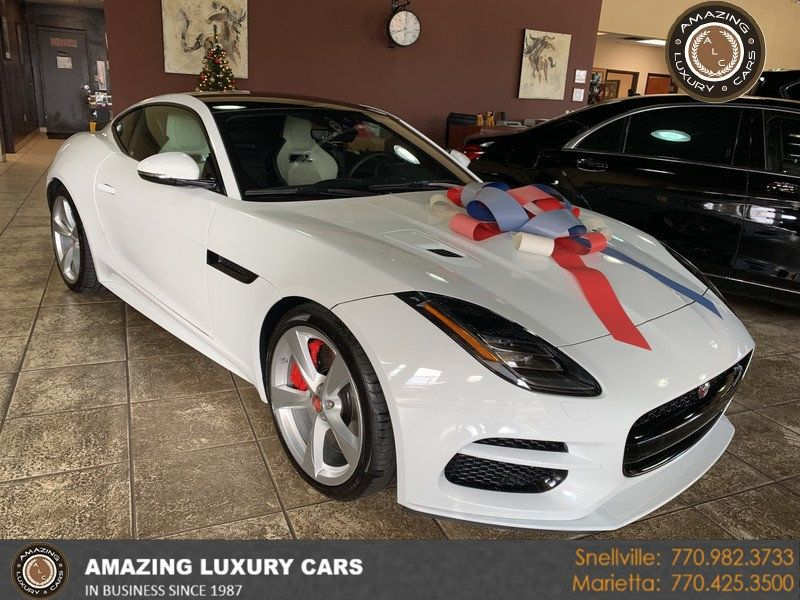2020 Jaguar F-TYPE Coupe Automatic R AWD - 19621921 - 0