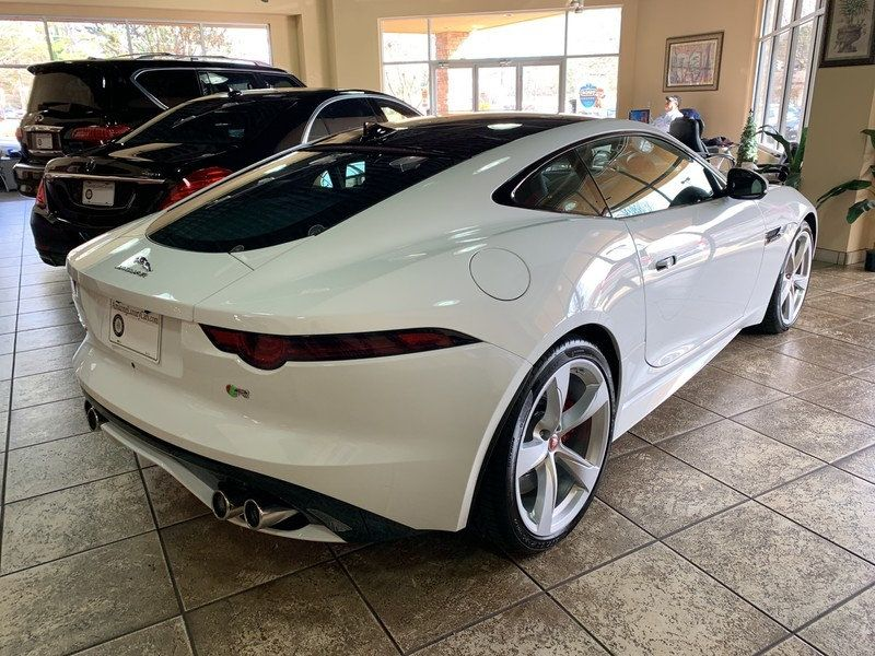 2020 Jaguar F-TYPE Coupe Automatic R AWD - 19621921 - 10