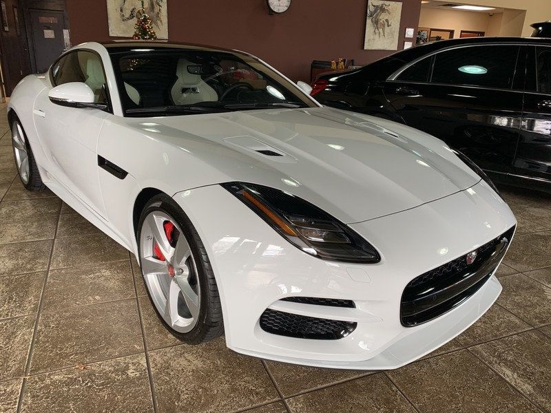 2020 Jaguar F-TYPE Coupe Automatic R AWD - 19621921 - 41