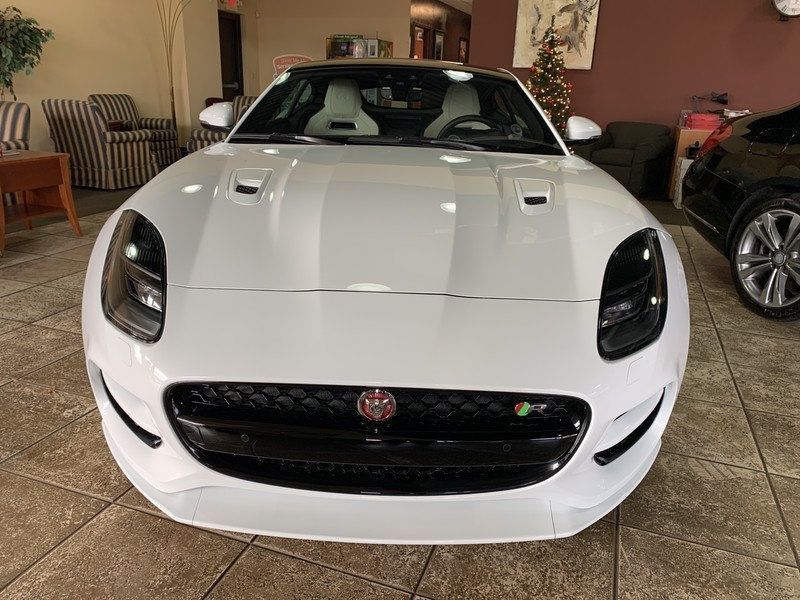 2020 Jaguar F-TYPE Coupe Automatic R AWD - 19621921 - 42