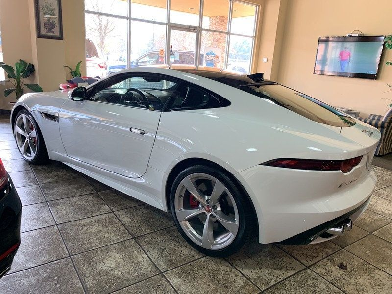 2020 Jaguar F-TYPE Coupe Automatic R AWD - 19621921 - 5