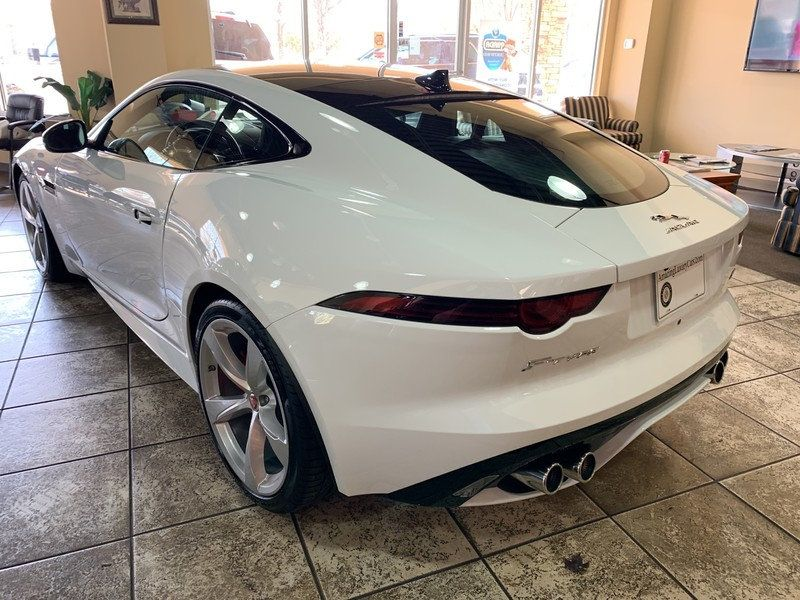2020 Jaguar F-TYPE Coupe Automatic R AWD - 19621921 - 6