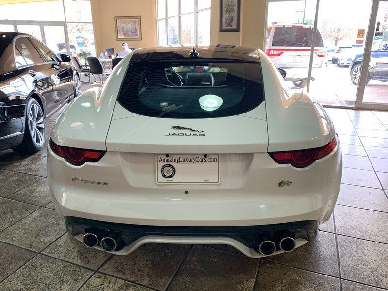 2020 Jaguar F-TYPE Coupe Automatic R AWD - 19621921 - 8
