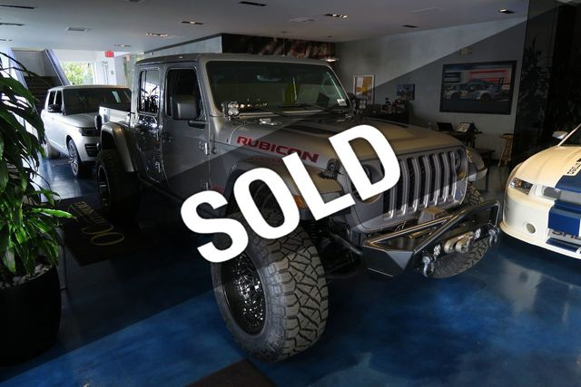 2020 Jeep Gladiator Hellcat Rubicon