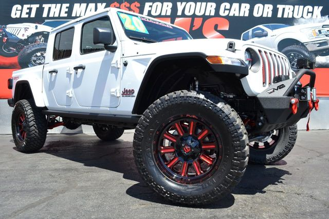 2016 Jeep Gladiator >> 2020 Used Jeep Gladiator Jeep Gladiator Rubicon 4x4 Outfitted By Moab Industries At Jim S Auto Sales Serving Harbor City Ca Iid 19128863