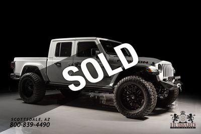 2020 Jeep Gladiator Mopar Lift, Custom Wheels & Tires, Custom Leather Interior.  Truck