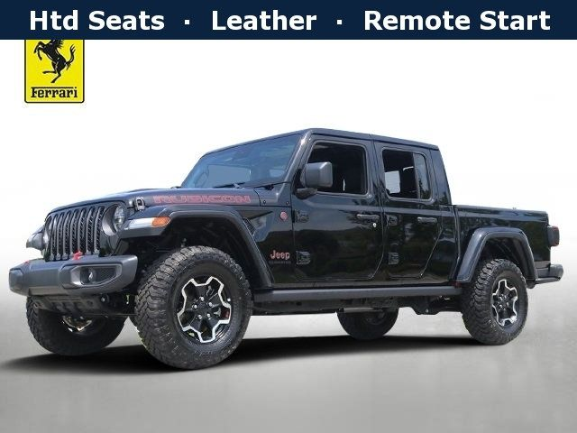 2020 Jeep Gladiator Rubicon - 19415132 - 0