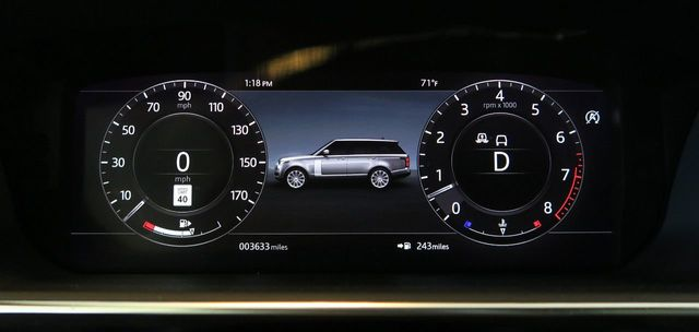 2020 Land Rover Range Rover Autobiography SWB - Click to see full-size photo viewer