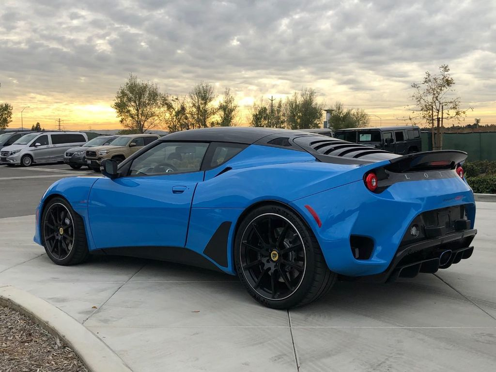 2020 used lotus evora gt at cnc motors inc serving upland
