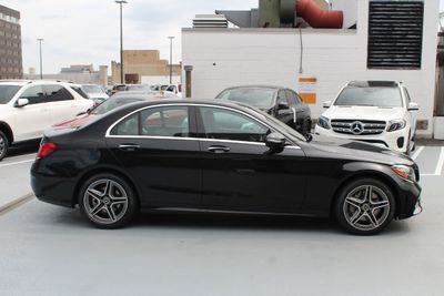 2020 Mercedes-Benz C-Class C 300 4MATIC Sedan - Click to see full-size photo viewer