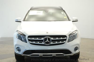 2020 Mercedes-Benz GLA SUV GLA 250 SUV - Click to see full-size photo viewer
