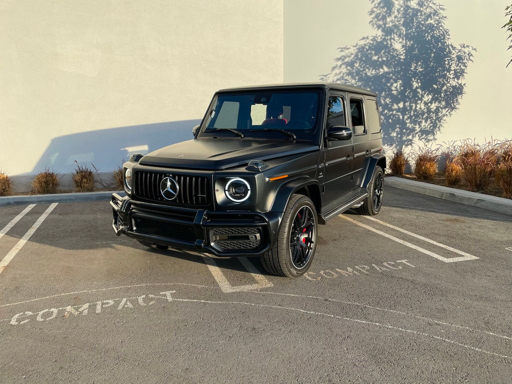 2020 Used Mercedes Benz Amg G 63 4matic Suv At Cnc Wholesale Serving Upland Ca Iid 20489340