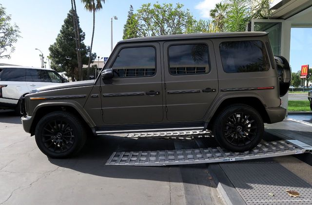 2020 Mercedes-Benz G-Class G 550 4MATIC SUV - Click to see full-size photo viewer