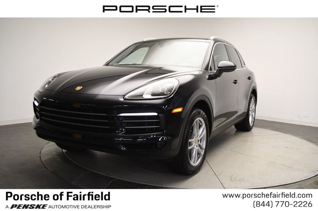 2020 Used Porsche Cayenne Awd At Porsche Fairfield Serving Westport Fairfield Norwalk Wilton Surrounding Ct Iid 20112228