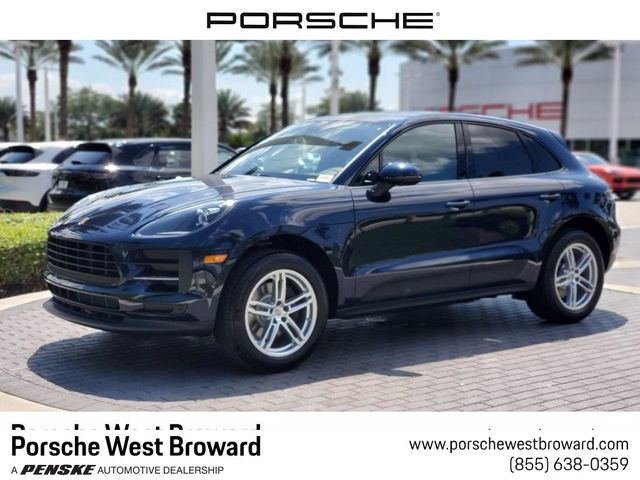 Used Certified Porsche Macan At Porsche West Broward Serving South Florida Hollywood Fort Lauderdale Fl